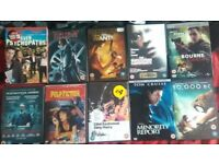 50 DVDs action thriller comedy drama mix family kids inbetweeners classics & more