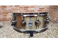 DW Snare Drum, pick up CV13 or post at cost.