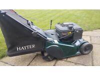 Hayter Harrier 41 AutoDrive 413E Petrol Lawnmower