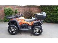 Quad bike Quadzilla X8 800cc road legal