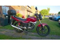 Kymco Pulsar 125, ONE OWNER, LOW MILEAGE