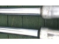 YAMAHA XV535 VIRAGO FRONT FORK LEGS