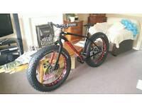 Specialized fatboy expert fat bike 2015 version medium frame brand new boxed mountain bike downhill