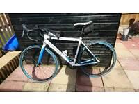 Carrera Road bike 47cm frame
