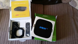 Now tv box with freeview