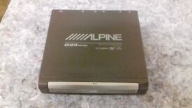 Alpine Tuner Unit & Extras
