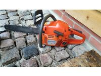 Husqvarna 345 chainsaw