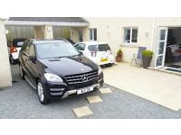 2013 MERCEDES ML 250 BLUETEC SE AUTO (7 SPEED) SATNAV,PARK ASSIST,EXTRAS