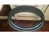 "Schwalbe Ice Spiker Studded Winter Mountain Bike Tyre (Pair) 50-559 26"""