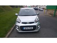 Kia Picanto ** 2015 ** Zero Road Tax ** Low 8000 Miles **