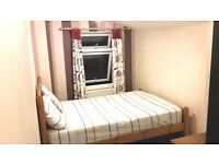 VEGETARIAN PEOPLE ONLY - DOUBLE ROOM TO RENT IN ILFORD - RENT 480 PER MONTH