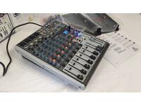 Behringer Xenyx 1204usb Studio mixer