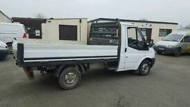 Ford Transit dropside pickup