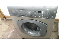 Washing machine hotpoint free delivery