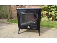 Berry 2900 Electric Fireplace