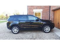 2018 Land Rover Discovery Sport SE Tech 180 BHP