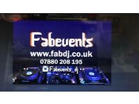 Professional DJ,Lighting ,Screens Hire & LED Dance Floor contact on 07880208195