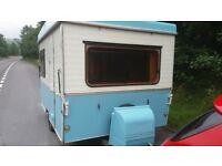 SOLD Esterel Folding Caravan