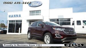 2017 Ford Edge *NEW* SEL AWD *201A* *LEATHER* 3.5L V6 GAS