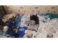 Baby boy clothes bundle 3-6 months, 59 items, £30 ono