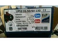 Grundfos Selectric Replacement Pump UPS2 15-50/60 130
