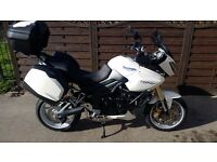 Triumph Tiger immaculate low mileage lots of extras!