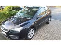 MINT LOW MILES 06 FORD FOCUS 1.6TDCI YEAR MOT NOT CLIO CORSA MICRA FOCUS ASTRA