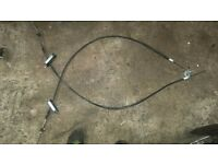 03 1.4 Ford Fucus handbrake cable