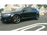 Audi A3 1.4 turbo TFSI