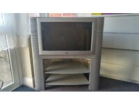 JVC 29inch Widescreen TV with Stand
