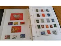 DUTCH OLD STAMPS, COLLECTIONS, SERIES ALL COMPLETE, VALUABLE COLLECTION