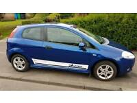FIAT PUNTO 1.2 ACTIVE 57 PLATE, LOW MILEAGE ONLY 63623