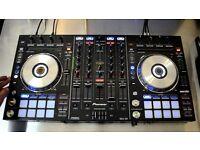 Pioneer DDJ SX & Carry Case - DJ CDJ Nexus DDJ Serato Decks