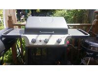 LPG grill