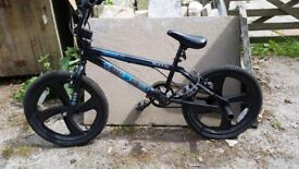 Nearly New BMX Low Rider Westbeach (Excellent Condition, new brakes and tyre)