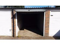 Garage for rent. Bewbush, Crawley area. Immediately available.