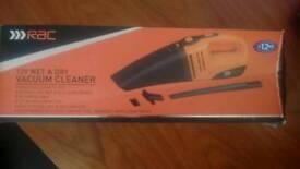 RAC car vacuum cleaner