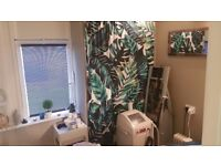 Room to rent for treatments and nail bar