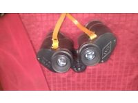 AJAX BINOCULARS 10X50 COLLECTORS ITEM WITH CARRY CASE AVAILABLE FOR SALE