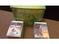 XBOX 360 + 16 games