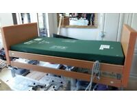 Single bed - Electrically adjustable