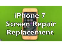 iPhone 7 screen replacement