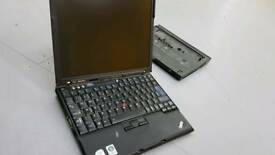 IBM Lenovo Thinkpad x61 w Docking Station, 4GB RAM, no Windows, no pwer cable