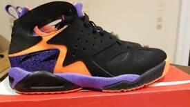 Nike Huarrache purple and orange colourway size 9.5