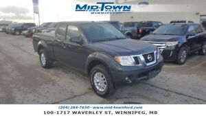 2015 Nissan Frontier KING CAB SV 4X4