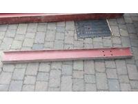 steel beam 1.5 Mtrs 152mm x 89mm x 16 UB
