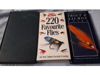 Large Collection Of Fishing Books