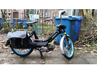 Puch Maxi Sport 1981 only 5000 miles, MOT'd until jan 17