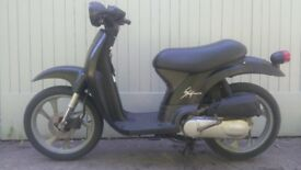 Honda Sky 50 moped retro vintage classic barn find