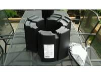Water butt & rain diverter kit (suitable for 210 litre) BRAND NEW